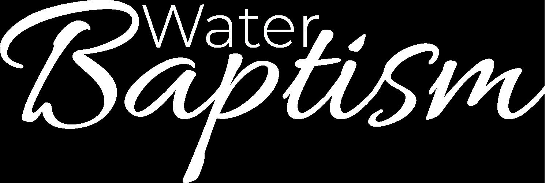 Water-Baptism-Logo