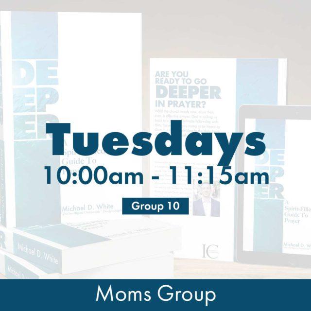 Group 10 • Tuesdays • 10:00am - 11:15am