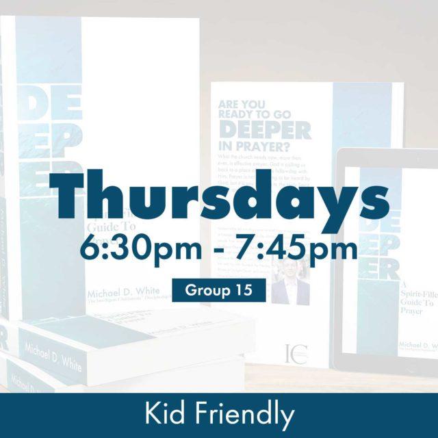 Group 15 • Thursday • 6:30pm - 7:45pm
