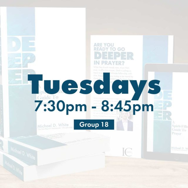 Group 18 • Tuesdays • 7:30pm - 8:45pm