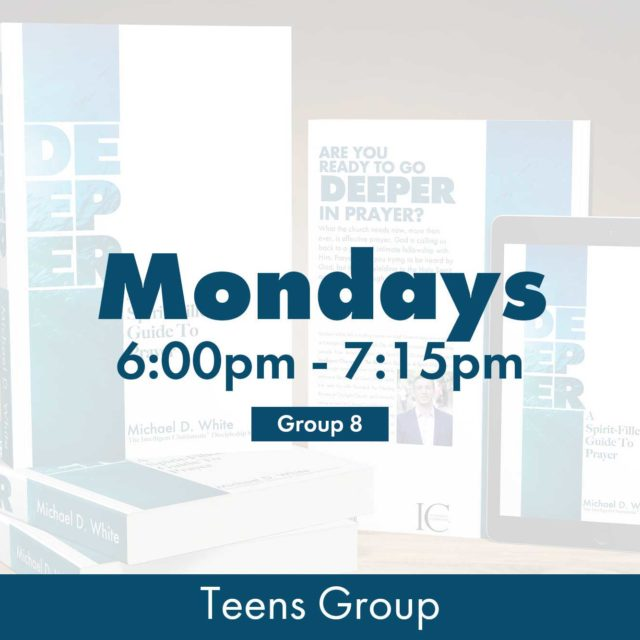 Group 8 • Mondays • 6:00pm - 7:15pm